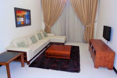 Amazing Two Bedroom Shiny Apartment