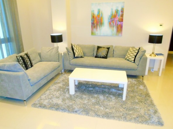 Delightful Two Bedroom Palatial Apartment