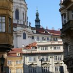 Exploring Prague monuments with Jan Nepomucký