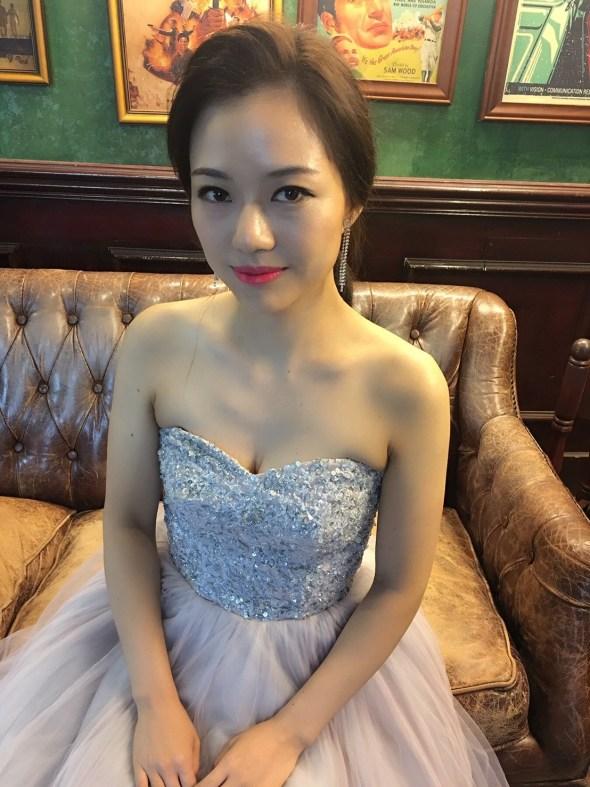 新娘秘書, 新娘造型, 韓系, 鮮花造型, 光澤肌, 歐美, 清新自然, 時尚