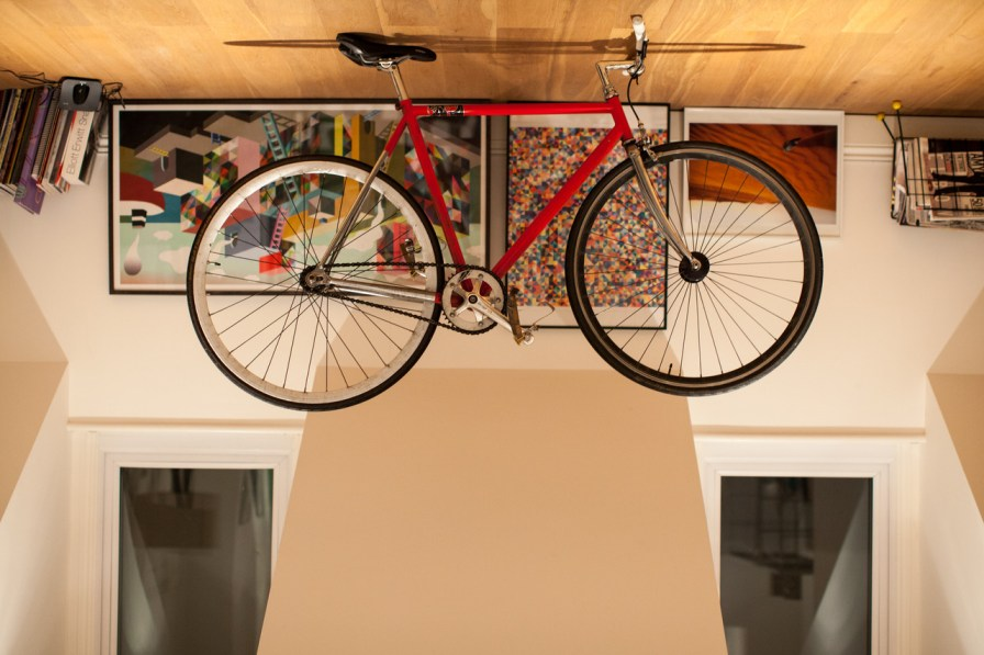home bike by DY
