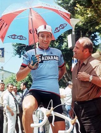 Felice Gimondi - riding the Giro with style