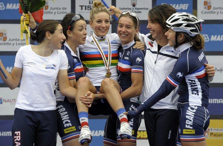 CYCLING-ESP-WORLD-UCI-ROAD-WOMEN