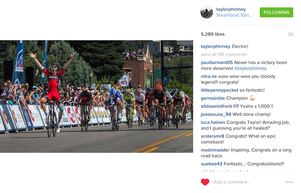 TaylorPhinney_comeback_Electric