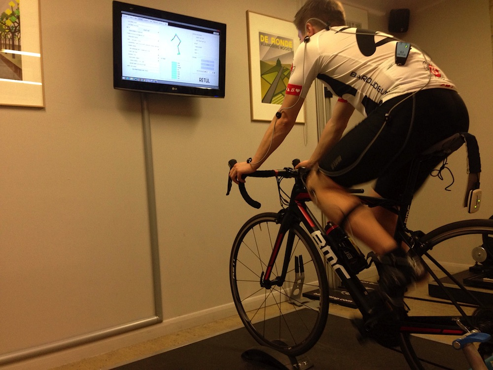 Swift Cycles - Retul Bike fit review - 3