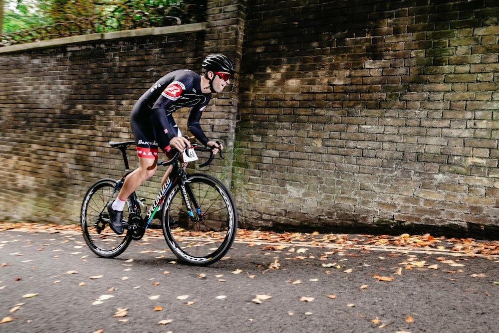 Swains Lane - Steve 'Bison' - London Baroudeur Profile