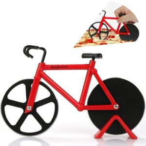 piecycle bicycle pizza cutter barpizza