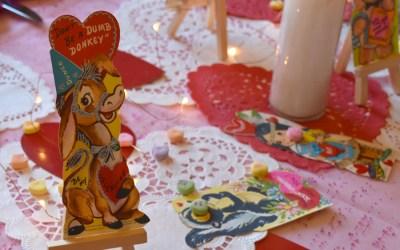 Valentine's Day Brunch for Dinner