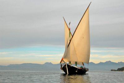 Promenade bateau Lac Léman Nernier
