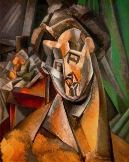 Óleo sobre lienzo (1909)