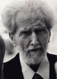 Ezra Pound a Spoleto,1968 /Ermete Marzoni /sc