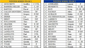 winter series 2014