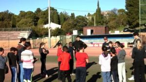 Baseball collège guarrigues