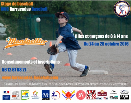 flyer-stage-baseball-montpellier-2016