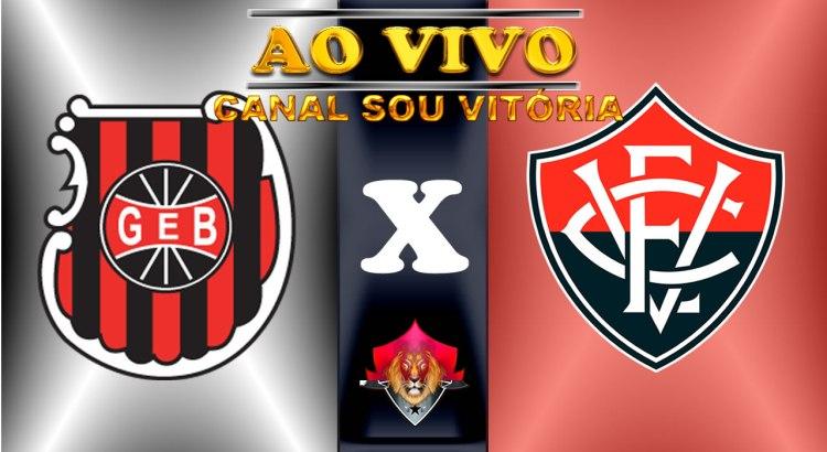 Brasil de Pelotas x Vitória
