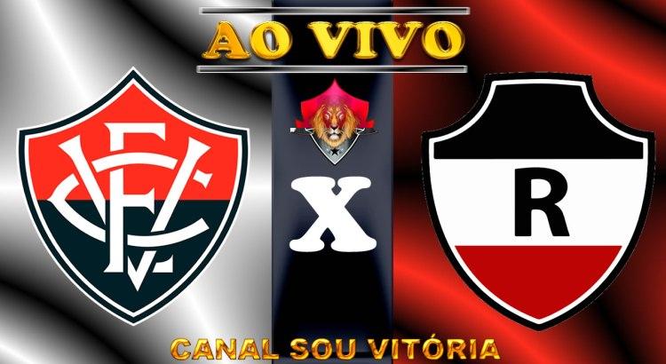 Vitória x River-PI
