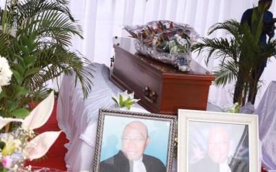OBSEQUES DE MAÎTRE WILFRED KOUNOU: L'HOMMAGE DU BARREAU