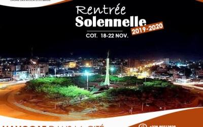 Rentrée solennelle du Barreau du Bénin
