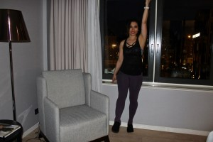 Travel Barre Workout