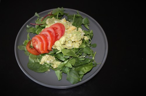 Curiosity - Whole30 Avocado Egg Salad