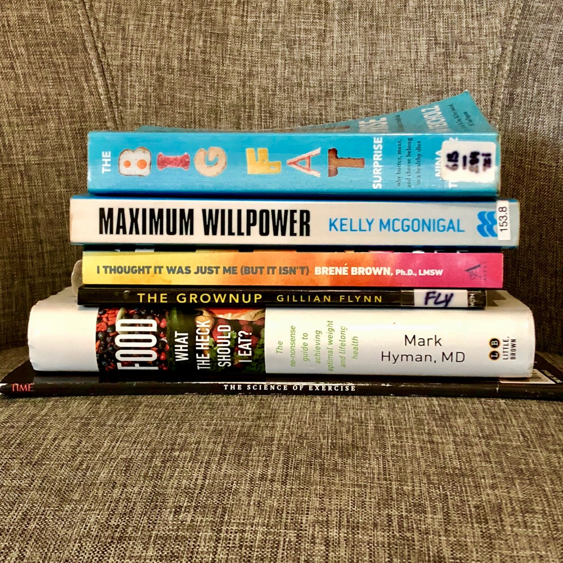 What I Read - August