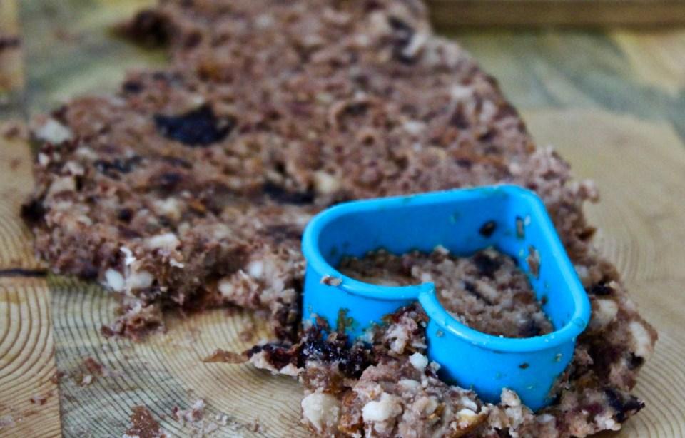 Three Ingredient Paleo Cherry Pie Bars