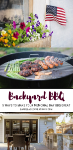 things to do memorial day weekend at home, cookout for memorial day, best memorial day bbq, barrel aged creations