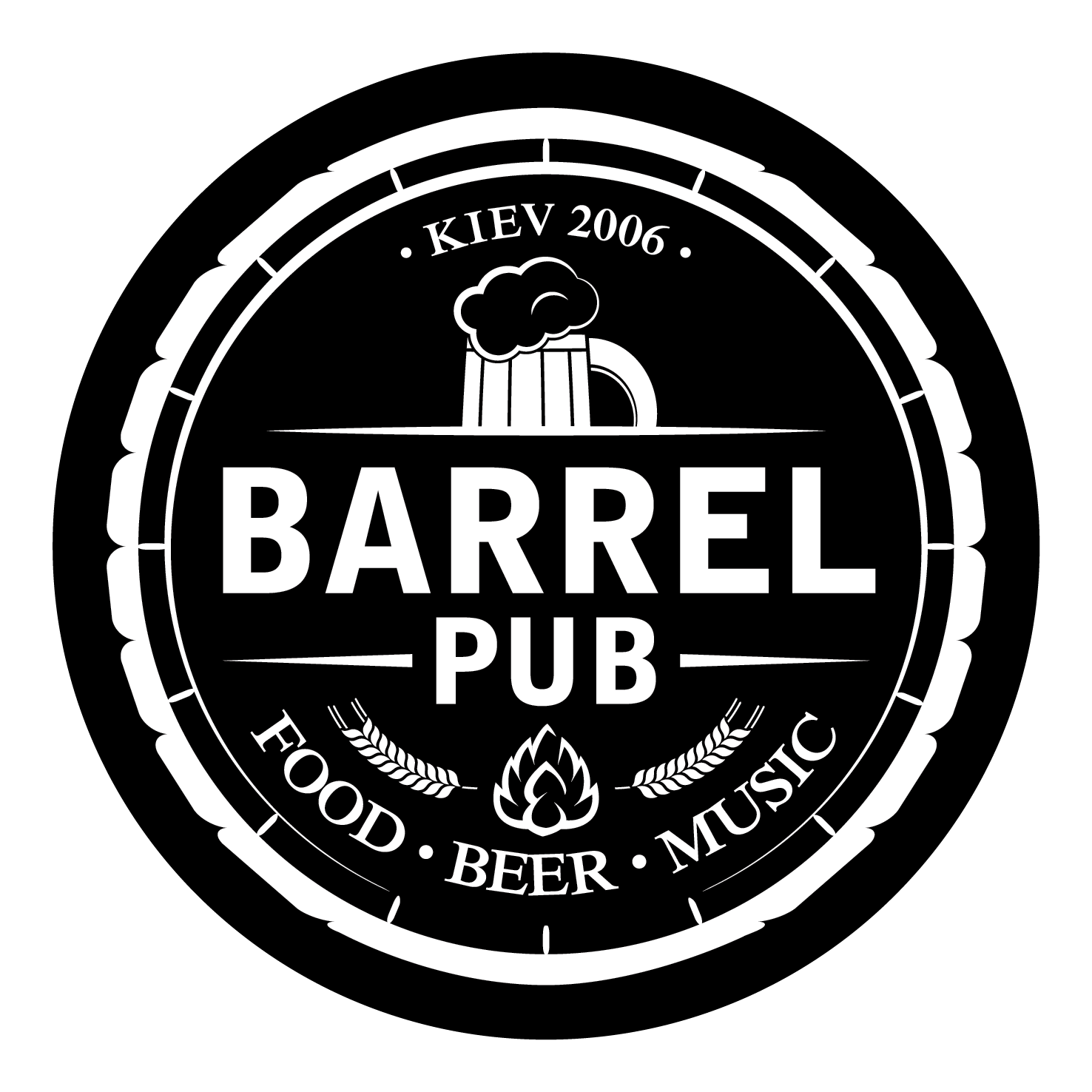 Barrel PUB