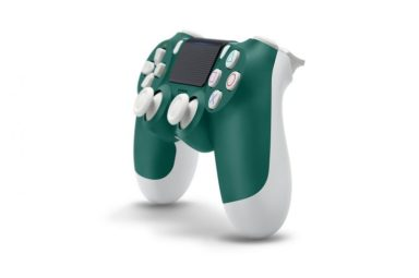 New Alpine Green controller for the PS4 revealed; St. Patrick's Day? | barrelrolled