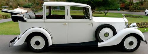RR 2530 in Landaulet-Ausführung von Hooper, London