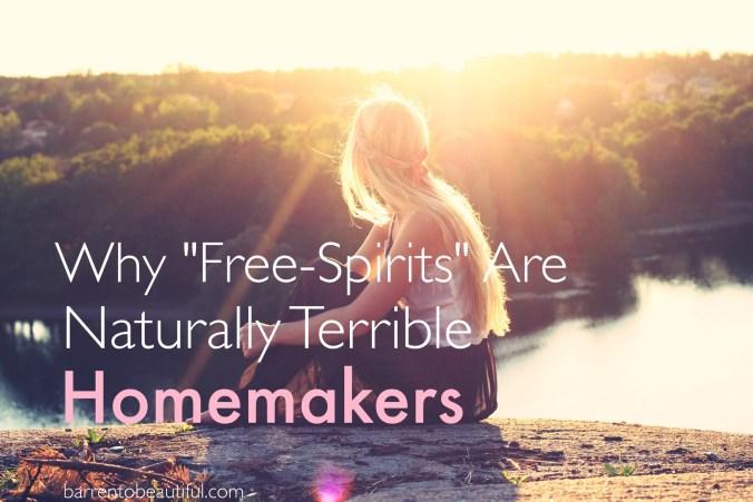 free spirit homemaker