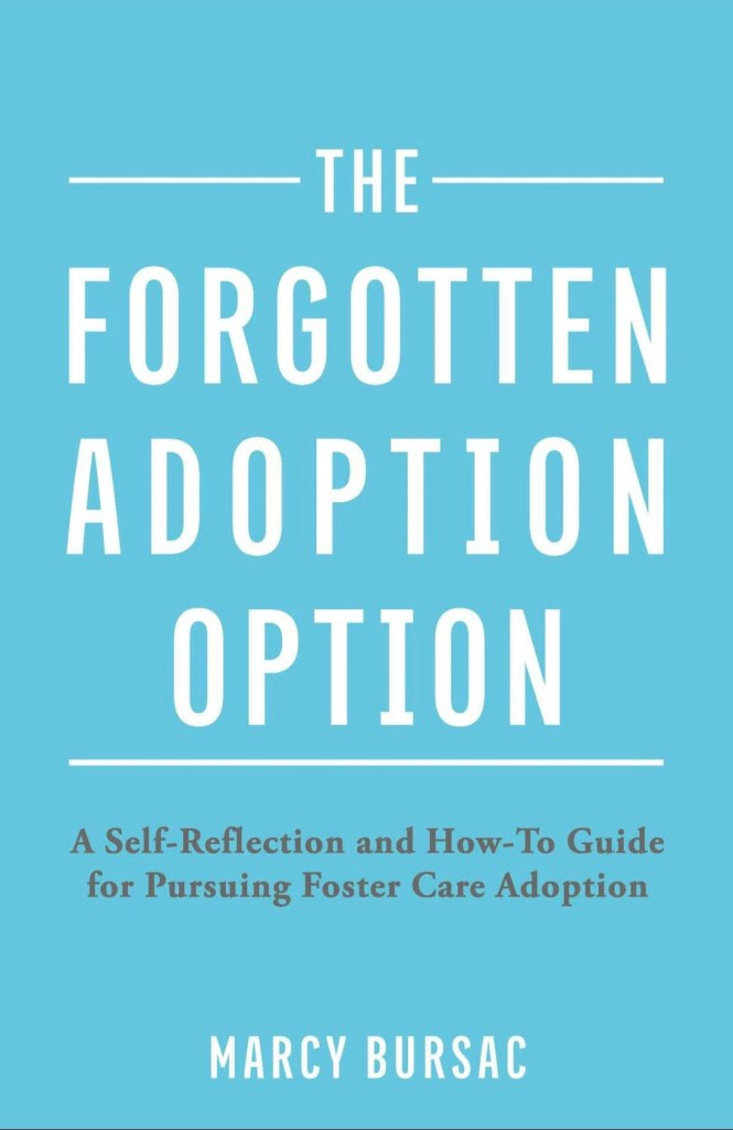 the forgotten adoption option book cover