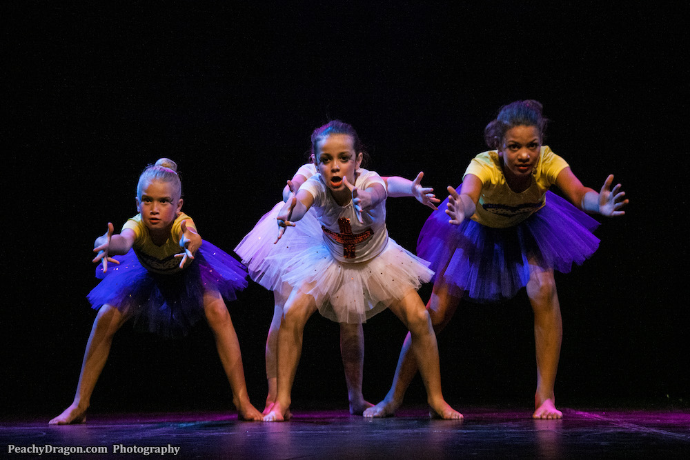contemporary junior dance