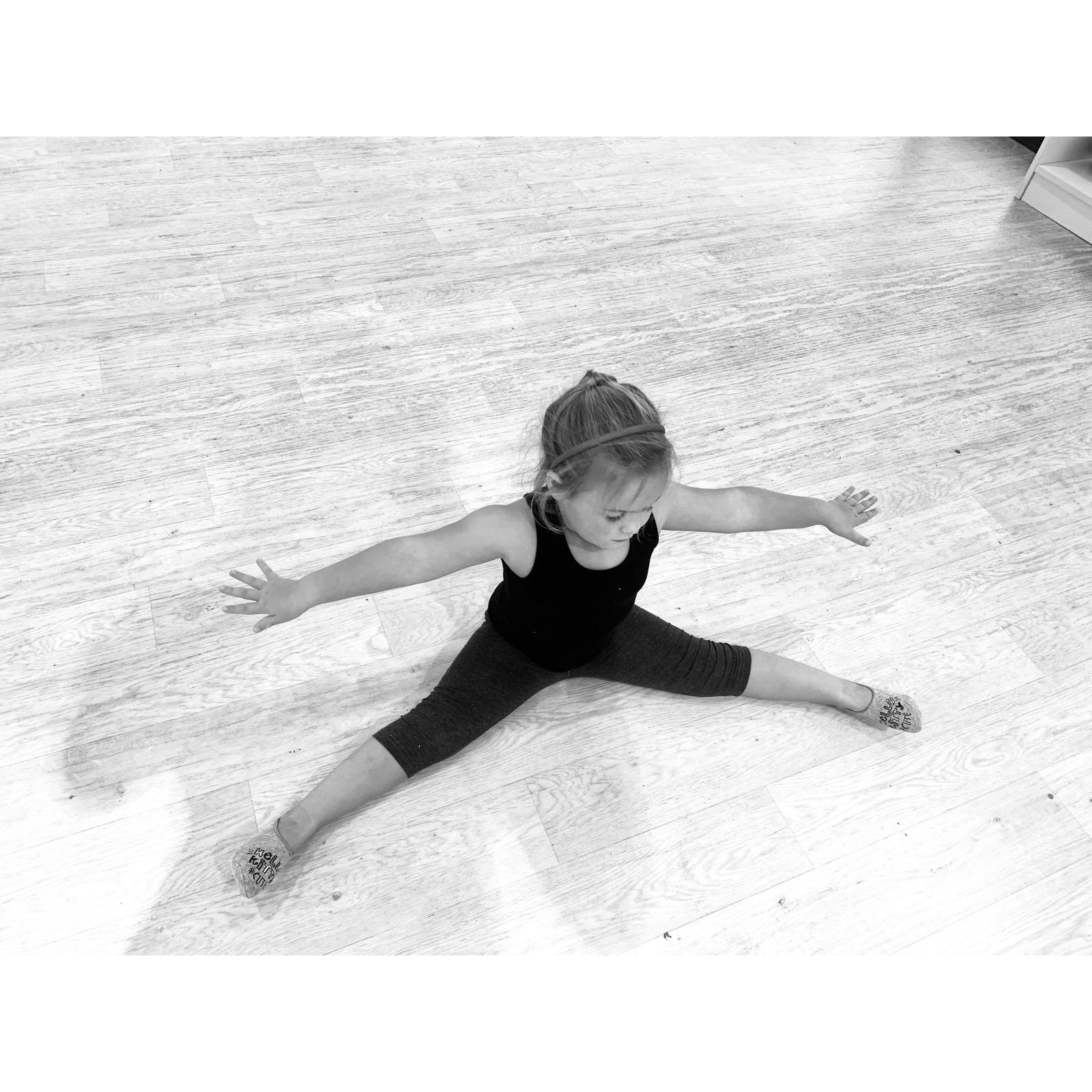 pre-school acrobatics classes