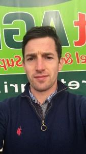 Mark Cronin, Barrett Agri, West Cork