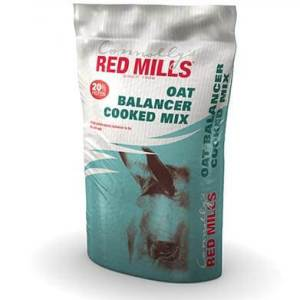 Bag of Oat Balancer Cooked Mix