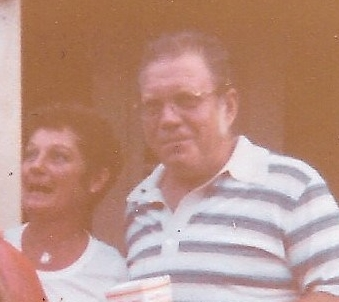 Marilyn and Bill Brinson in 1979