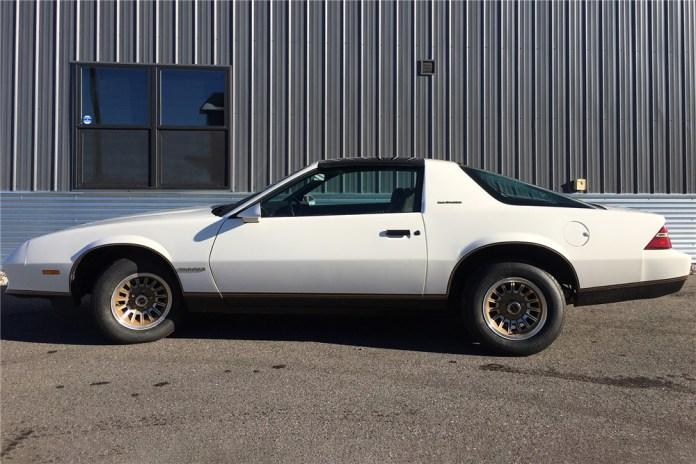 1983 Chevrolet Camaro Berlinetta