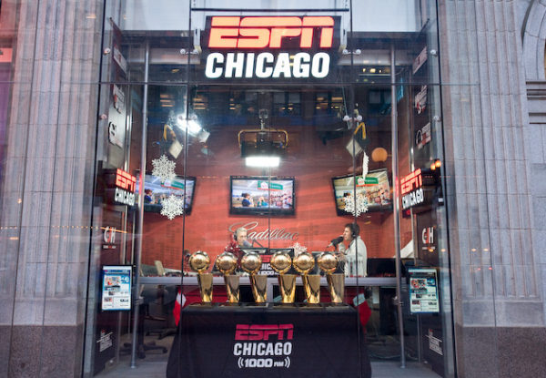 Good Karma To Take Over Operation Of ESPN 1000 - Barrett