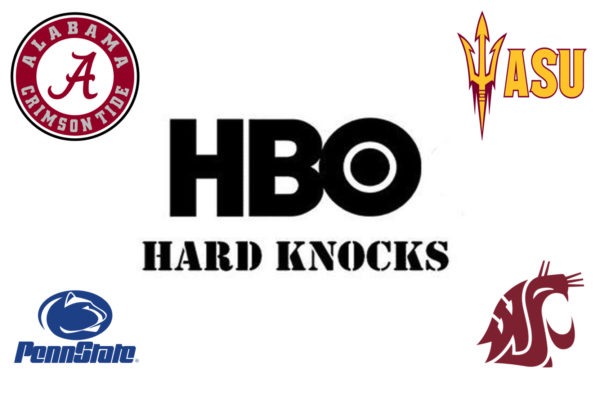 HBO Developing College Football Hard Knocks