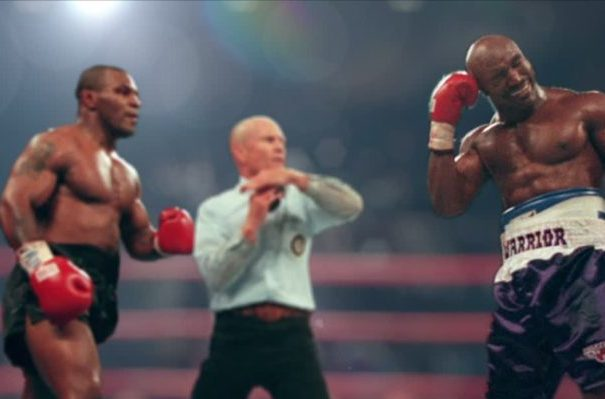 Mike Tyson teases return to boxing: 'I'm back'