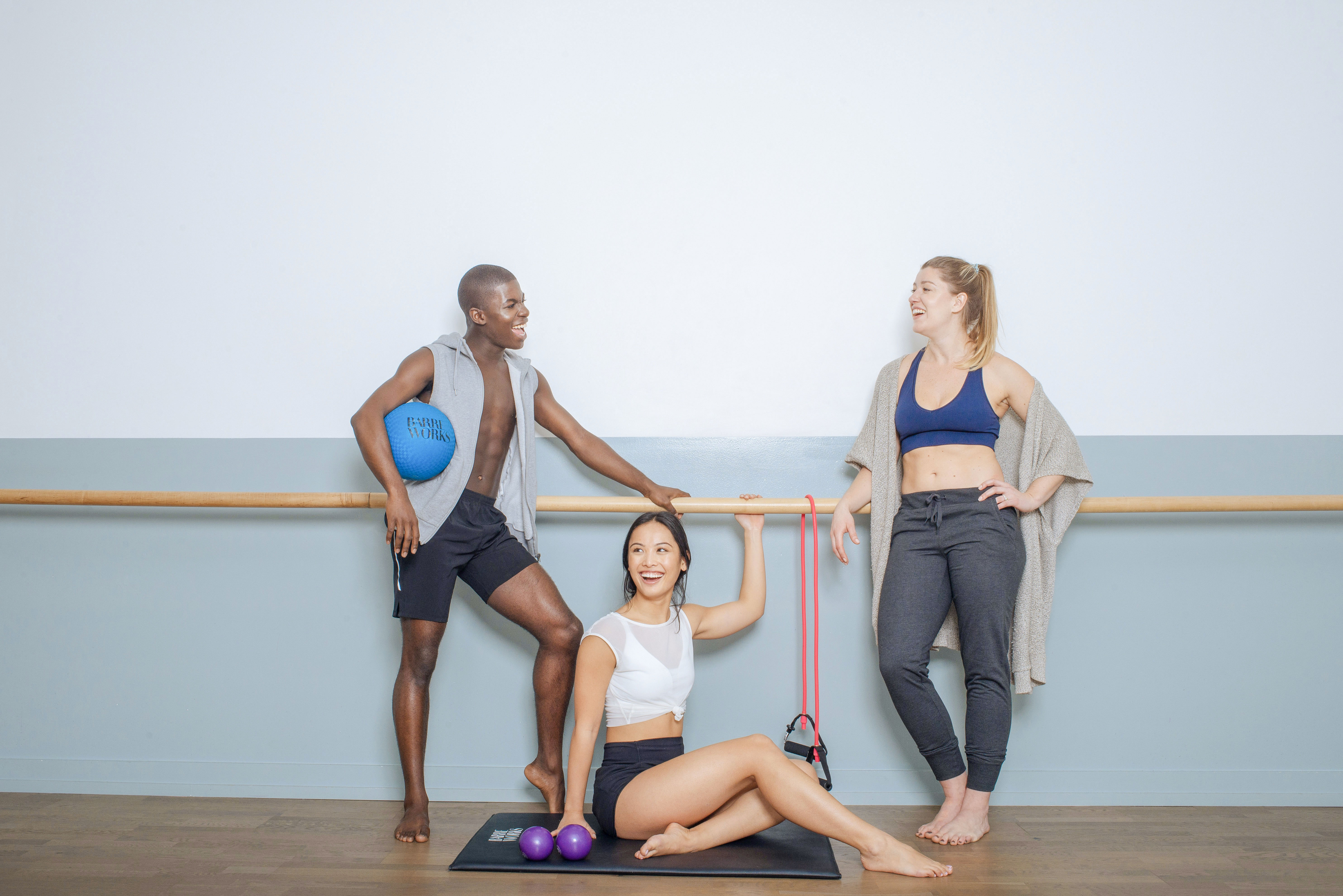 barre fitness classes online