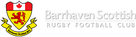 Ottawa Rugby, Barrhaven Scottish Rugby Football Club Logo
