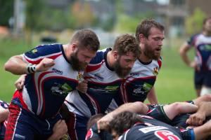 Ottawa's Barrhaven Scottish Senior Men 1sts Team