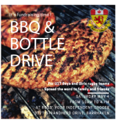 2019 BBQ and Bottle Drive