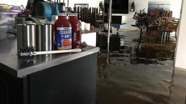 Bala Flooding 2019