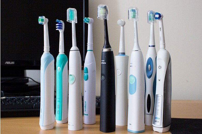 top five electric toothbrushes