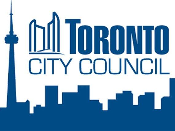 Toronto city counsil