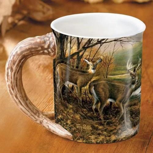 Barrier Bay Resort Gift Mug - Indian Summer