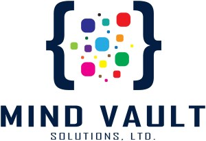 Mind Vault Solutions, Ltd. logo.